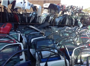 Toyota spare part wrecker in Sydney a